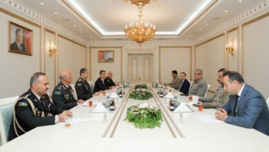 Photo of Army Chief in Azerbaijan, Discusses Regional Peace & Stability, Afghanistan