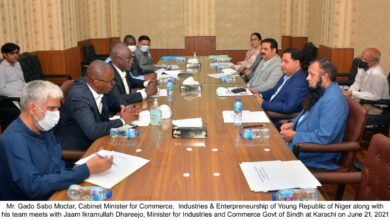 Photo of Niger Delegation Visits Karachi, Explore Trade Opportunities