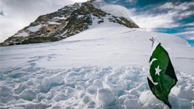Photo of Beneath the waving flag is Pakistan's hero – Ali Sadpara