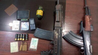 Photo of کراچی پولیس کی کارروائ، تحریک طالبان پاکستان سجناں گروپ کے دو دہشتگرد گرفتار