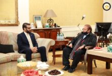 Photo of Anti-Pakistan Afghan NSA Meets Absconder Nawaz Sharif in London