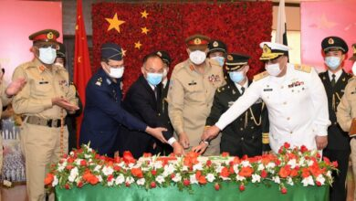 Photo of GHQ: 94th Anniversary of Founding of Chinese Peoples' Liberation Army (PLA) Commemorated