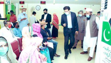 Photo of چیئرمین نادرا طارق ملک کا کراچی میں ریجنل ہیڈ آفس اور مختلف نادرا دفاتر کا ہنگامی دورہ