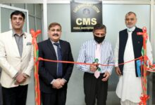 Photo of DG FIA Inaugurates Case Management System (CMS)