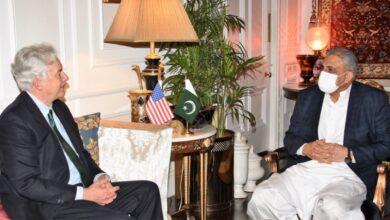Photo of CIA Chief Meets Army Chief Gen Bajwa, DG ISI