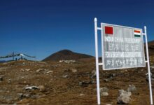 Photo of China-India Face Off At Arunachal Sector