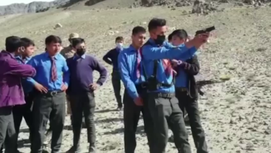 Photo of Students, Faculty members of University of Baltistan, Spend a Day with Army at Field Firing Range, Skardu